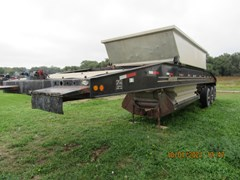 Belly Dump Trailer For Sale 1985 Constructor 3BD37A