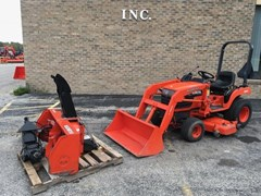Tractor For Sale 2001 Kubota BX2200D