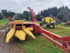 Forage Harvester-Pull Type For Sale 2010 New Holland FP230