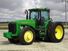 Tractor - Row Crop For Sale 1995 John Deere 8300 , 222 HP