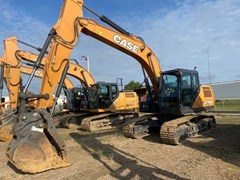 Excavator-Track For Sale Case CX160D , 112 HP
