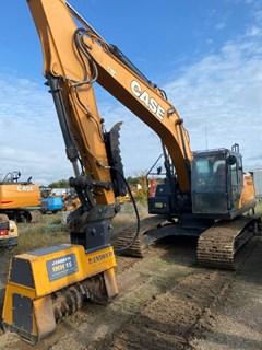 Excavator-Track For Sale 3D-P Technology CX210D , 160 HP