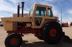 Tractor For Sale 1973 Case 1370