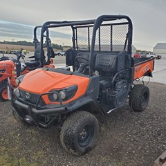Utility Vehicle For Sale 2018 Kubota RTV--XG850