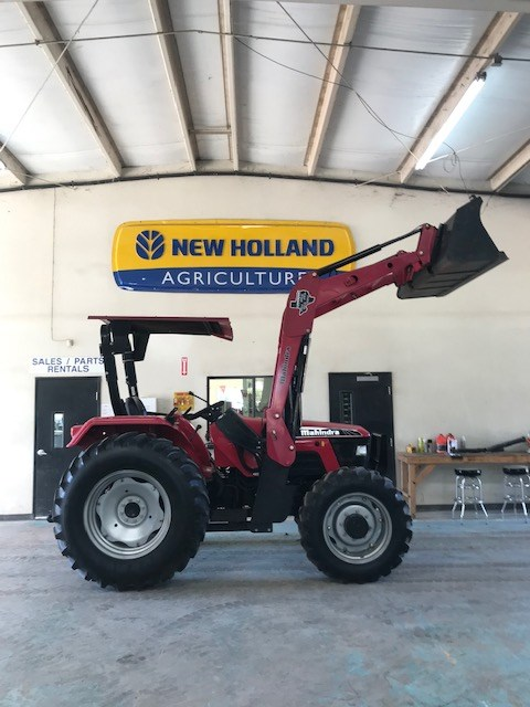 2011 Mahindra 6530 Tractor - 4WD For Sale