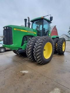 Tractor For Sale 1997 John Deere 9200