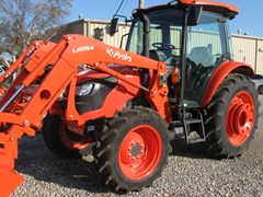 Tractor For Sale 2021 Kubota M4D-071HDC12 , 60 HP
