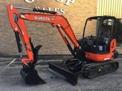 Excavator-Mini For Sale 2018 Kubota KX040-4R1T
