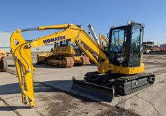 Excavator Mini For Sale 2022 Komatsu PC55MR-5