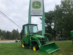 Tractor - Compact Utility For Sale 2019 John Deere 1023E , 23 HP