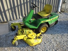 Commercial Front Mowers For Sale 1991 John Deere F525