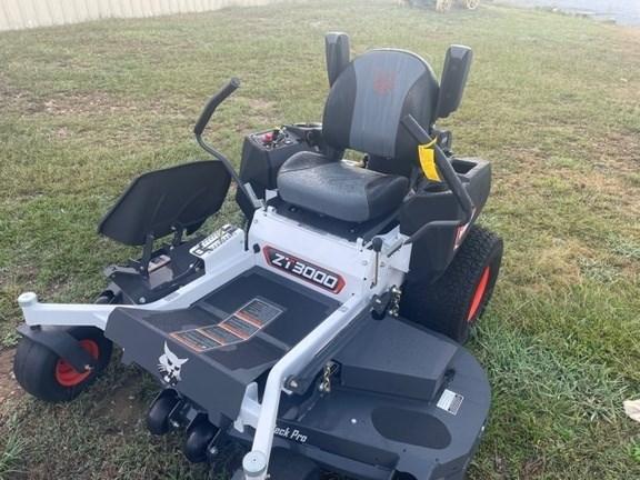 2021 Bobcat ZT3000 Zero Turn Mower For Sale
