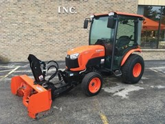 Tractor For Sale 2017 Kubota B2650HSDC , 26 HP