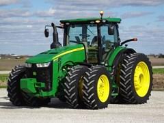 Tractor - Row Crop For Sale 2014 John Deere 8370R , 370 HP