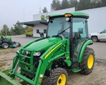Tractor - Compact Utility For Sale: 2013 John Deere 3320, 33 HP