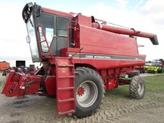 Combine For Sale 1990 Case IH 1660
