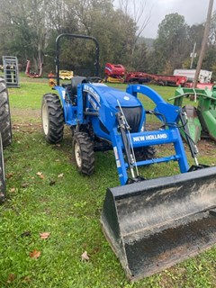 Tractor - Compact Utility For Sale 2017 New Holland Workmaster 35 , 35 HP