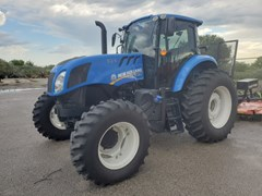 Tractor For Sale 2016 New Holland TS6.130 , 118 HP