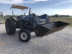 Tractor For Sale 1972 Ford 5000 , 69 HP