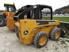 Skid Steer For Sale 2005 John Deere 317 ROPS