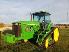 Tractor For Sale 1998 John Deere 8400T