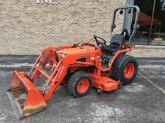 Tractor For Sale 2004 Kubota B7510HST