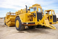 Scraper-Self Propelled For Sale 1984 Caterpillar 627B