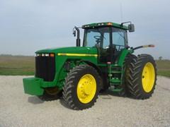Tractor For Sale 1998 John Deere 8400 , 225 HP