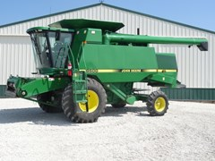 Combine For Sale 1991 John Deere 9500