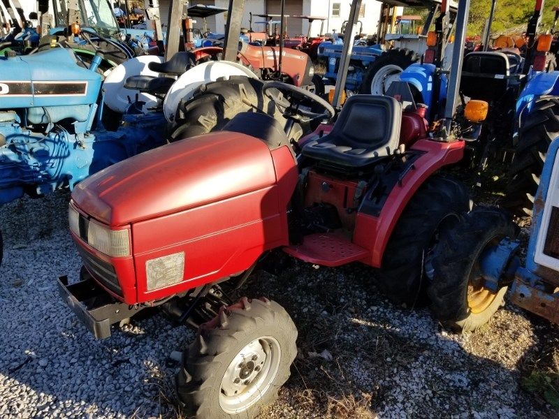 1991 Case IH 1120 Tractor For Sale