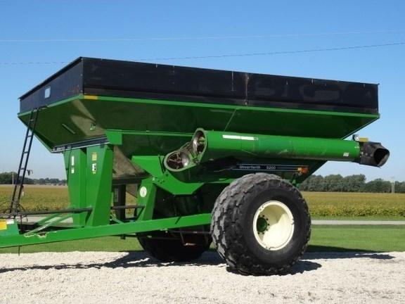 2001 Unverferth 9200 Grain Cart For Sale