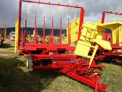 Bale Wagon-Pull Type For Sale 1984 New Holland 1037