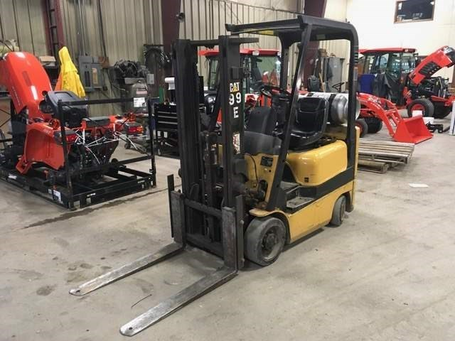 Caterpillar GC15K Lift Truck/Fork Lift For Sale