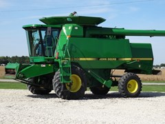 Combine For Sale 1992 John Deere 9600