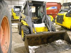 Skid Steer For Sale 2001 New Holland LS160 , 42 HP