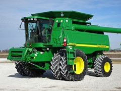 Combine For Sale 2005 John Deere 9860STS