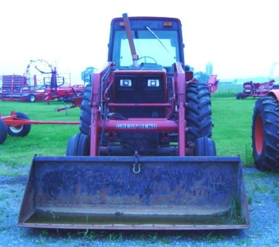 1981 IH 5088 Tractor For Sale