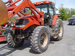 Tractor For Sale 1997 Case IH MX110 , 95 HP