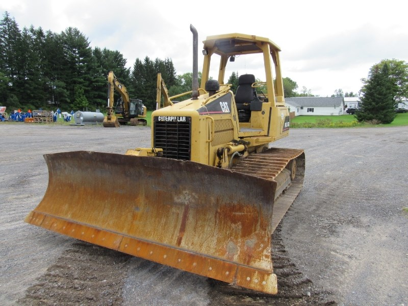 2004 Caterpillar D4G LGP Dozer For Sale