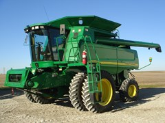 Combine For Sale 2001 John Deere 9650STS