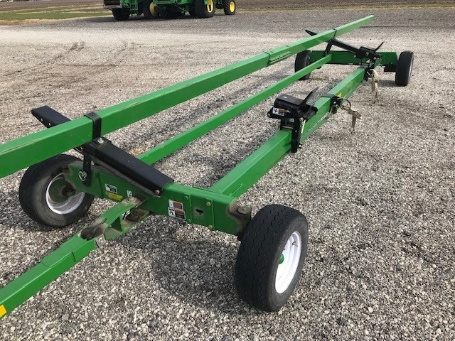 2008 Unverferth HTA-36 Header Trailer For Sale