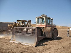 Compactor-Soil For Sale 1987 REX 3-70A , 320 HP
