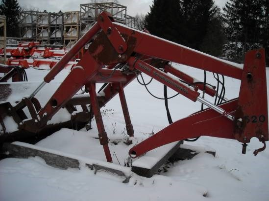 Case IH 520 LOADER Front End Loader Attachment For Sale