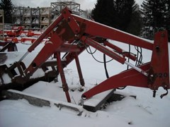 Front End Loader Attachment For Sale Case IH 520 LOADER