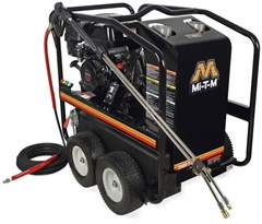 Pressure Washer For Sale 2018 Mi-T-M HSP-3504-3MGH , 13 HP