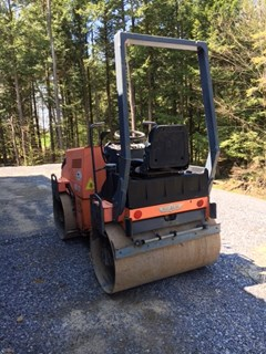 Compactor-Asphalt For Sale:  2004 Hamm HD-12 , 29 HP