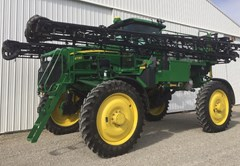 Sprayer-Self Propelled For Sale 2008 John Deere 4730