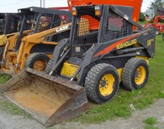 Skid Steer For Sale 2005 New Holland LS160 , 42 HP