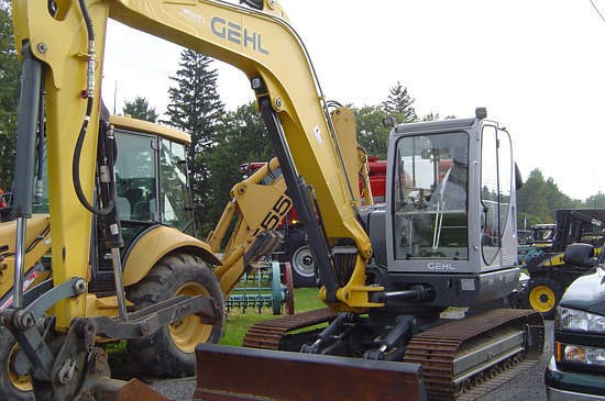 Gehl GE803 Excavator-Mini For Sale