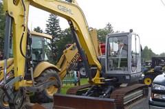 Excavator-Mini For Sale Gehl GE803 , 57 HP